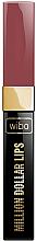 Parfémy, Parfumerie, kosmetika Tekutá matná rtěnka - Wibo Million Dollar Lips