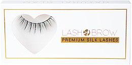 Parfémy, Parfumerie, kosmetika Umělé řasy - Lash Brow Premium Silk Lashes Natural Glam
