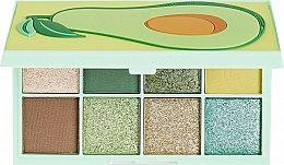 Parfémy, Parfumerie, kosmetika Paleta očních stínů - I Heart Revolution Mini Tasty Avocado Eyeshadow Palette