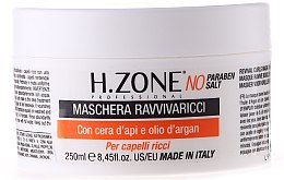 Parfémy, Parfumerie, kosmetika Maska pro křehké vlasy - H.Zone Masque Revivant