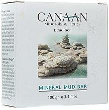 Parfémy, Parfumerie, kosmetika Mýdlo s bahenními minerály - Canaan Minerals & Herbs