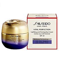 Parfémy, Parfumerie, kosmetika Zpevňující a liftingový denní krém SPF 30 - Shiseido Vital Perfection Uplifting and Firming Day Cream SPF 30