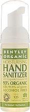 Parfémy, Parfumerie, kosmetika Antibakteriální prostředek na ruce s organickým citrónovým olejem - Bentley Organic Moisturising Hand Sanitizer