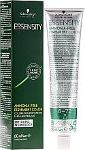 Parfémy, Parfumerie, kosmetika Péčující permanentní barvicí krém - Schwarzkopf Professional Essensity Permanent Colour