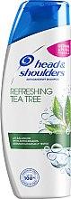 """Parfémy, Parfumerie, kosmetika Šampon proti lupům """"Čajový strom"""" - Head & Shoulders Tea Tree Shampoo"""