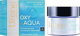 Parfémy, Parfumerie, kosmetika Noční krém na obličej - Lirene Dermo Program Oxy In Aqua
