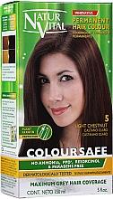 Parfémy, Parfumerie, kosmetika Barva na vlasy - Natur Vital PPD Free ColourSafe Hair Colour