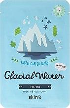 Parfémy, Parfumerie, kosmetika Plátýnková maska na obličej - Skin79 Fresh Garden Mask Glacial Water