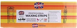 Parfémy, Parfumerie, kosmetika Depilační pásky 7x20 cm - Ronney Waxing Strips