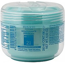 Parfémy, Parfumerie, kosmetika Zklidňující emulze - Salerm Dermocalm Emulsion Dermocalmante
