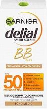 Parfémy, Parfumerie, kosmetika Opalovací BB-krém - Garnier Delial Ambre Solaire BB Cream SPF50