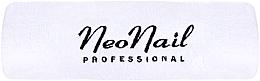 Parfémy, Parfumerie, kosmetika Ručník na manikúru, bílý, 30x50 cm - NeoNail Professional