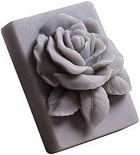Parfémy, Parfumerie, kosmetika Přírodní mýdlo Růže s vůní ananasu - LaQ Happy Soaps