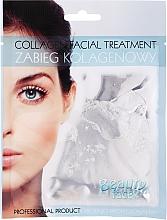 Parfémy, Parfumerie, kosmetika Kolagenová maska s perlovým extraktem - Beauty Face Collagen Hydrogel Mask
