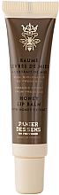 Parfémy, Parfumerie, kosmetika Balzám na rty Med  - Panier Des Sens Regenerative Honey Lip Balm