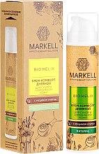 Parfémy, Parfumerie, kosmetika Krém na obličej s extraktem z hlemýžďů - Markell Cosmetics Bio-Helix Day Cream