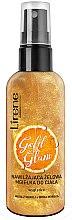 Parfémy, Parfumerie, kosmetika Tělový sprej - Lirene Moisturizing Jelly Body Mist Gold Glam
