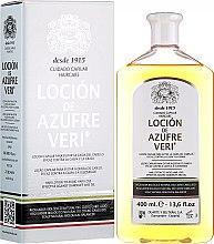 Parfémy, Parfumerie, kosmetika Lotion proti vypadávání vlasů - Intea Azufre Veri