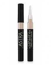 Parfémy, Parfumerie, kosmetika Korektor na obličej - Astra Make-up Fluid Cover Pen