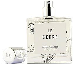 Parfémy, Parfumerie, kosmetika Miller Harris Le Cedre - Parfémovaná voda