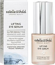 Parfémy, Parfumerie, kosmetika Sérum na oční okolí - Estelle & Thild Super Bioactive Lifting Eye Serum