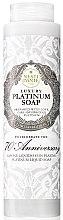 "Parfémy, Parfumerie, kosmetika Tekuté mýdlo ""Luxusní platinové"" - Nesti Dante Luxury Platinum Soap"