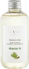 Parfémy, Parfumerie, kosmetika Masážní olej Siberian Fir - Kanu Nature Siberian Fir Massage Oil