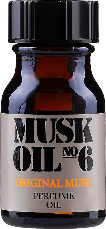 Parfémovaný olej na tělo - Gosh Musk Oil No.6 Perfume Oil