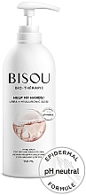 Parfémy, Parfumerie, kosmetika Hydratační a ochranný balzám na ruce - Bisou Bio-Therape Help My Hands