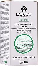 Parfémy, Parfumerie, kosmetika Sérum pro odstranění nedokonalostí pleti - BasicLab Esteticus Face Serum