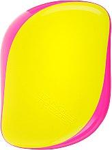Parfémy, Parfumerie, kosmetika Kompaktní kartáč na vlasy - Tangle Teezer Compact Styler Kaleidoscope Brush