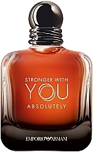 Parfémy, Parfumerie, kosmetika Giorgio Armani Emporio Armani Stronger With You Absolutely - Parfém