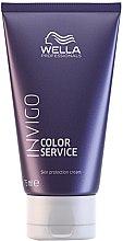 Parfémy, Parfumerie, kosmetika Krém na ochranu pokožky hlavy - Wella Professionals Invigo Color Service Skin Protection Cream