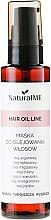 Parfémy, Parfumerie, kosmetika Maska-sprej pro poškozené vlasy - NaturalME Hair Oil Line