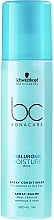 Parfémy, Parfumerie, kosmetika Dvoufázový zvlhčující kondicionér ve spreji - Schwarzkopf Professional Bonacure Hyaluronic Moisture Kick Spray Conditioner