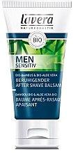 Parfémy, Parfumerie, kosmetika Pánský zklidňující balzám po holení - Lavera Men Sensitiv Beruhigender After Shave Balsam