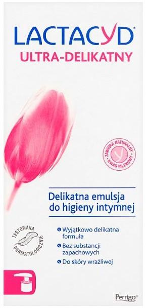 Mycí emulze s dávkovačem pro intimní hygienu Sensitive - Lactacyd Body Care — foto N3