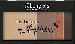 Parfémy, Parfumerie, kosmetika Make-up paleta - Benecos It-Pieces Freaking Hot Palette Refill (náhradní náplň)