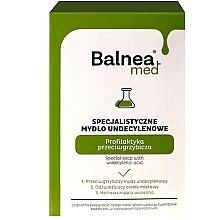 Parfémy, Parfumerie, kosmetika Antibakteriální mýdlo - Barwa Balnea Special Soap With Undecylenic Acid