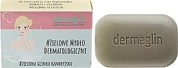 Parfémy, Parfumerie, kosmetika Dermatologické mýdlo na tělo - Dermaglin Soap