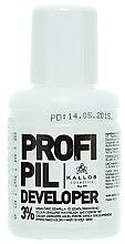 Parfémy, Parfumerie, kosmetika Oxidační činidlo 3% na obočí a řasy - Kallos Cosmetics Profi Pil Developer 3%