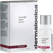 Parfémy, Parfumerie, kosmetika Noční obnovující sérum na obličej - Dermalogica Age Smart Overnight Repair Serum