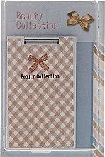 Parfémy, Parfumerie, kosmetika Kosmetické kapesní zrcátko 85574, s kostky velké - Top Choice Beauty Collection Mirror