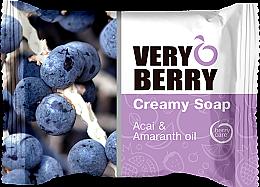 Parfémy, Parfumerie, kosmetika Krémové mýdlo - Very Berry Acai & Amaranth Oil