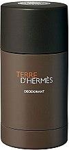 Parfémy, Parfumerie, kosmetika Hermes Terre dHermes - Deodorant v tyčince