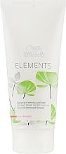 Parfémy, Parfumerie, kosmetika Lehký regenerční balzám - Wella Professionals Elements Lightweight Renewing Conditioner