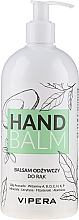 Parfémy, Parfumerie, kosmetika Výživný balzám na ruce - Vipera Nourishing Hand Balm