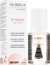 Parfémy, Parfumerie, kosmetika Zpevňující lak na nehty - Auriga Si-Nails Varnish