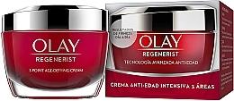Parfémy, Parfumerie, kosmetika Intenzívní pleťový krém - Olay Regenerist 3 Point Intensive Anti-Aging Cream