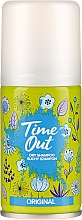 Parfémy, Parfumerie, kosmetika Suchý šampon na vlasy - Time Out Dry Shampoo Original